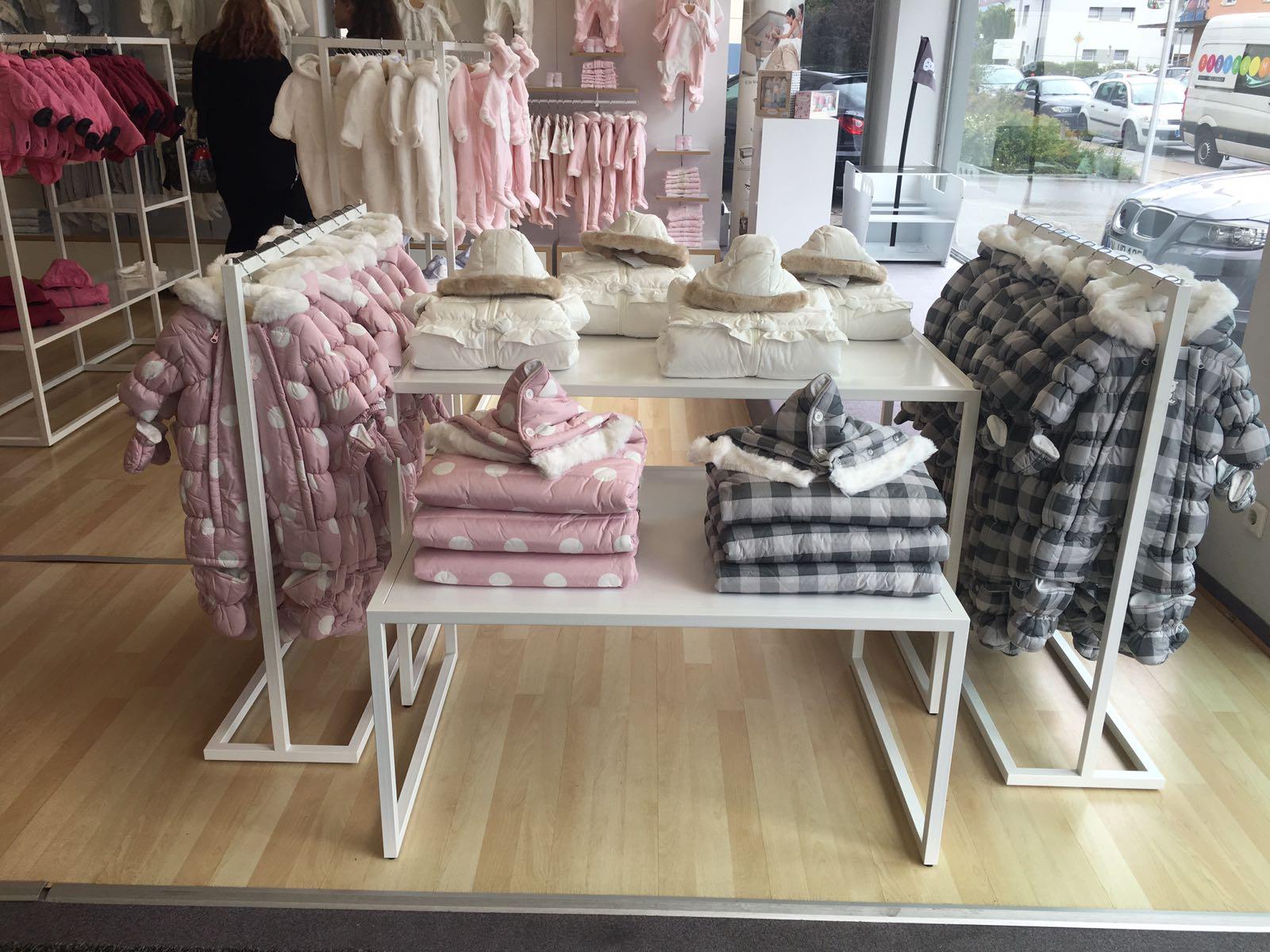 Allestimento visual merchandising per Chicco by Yu Retail