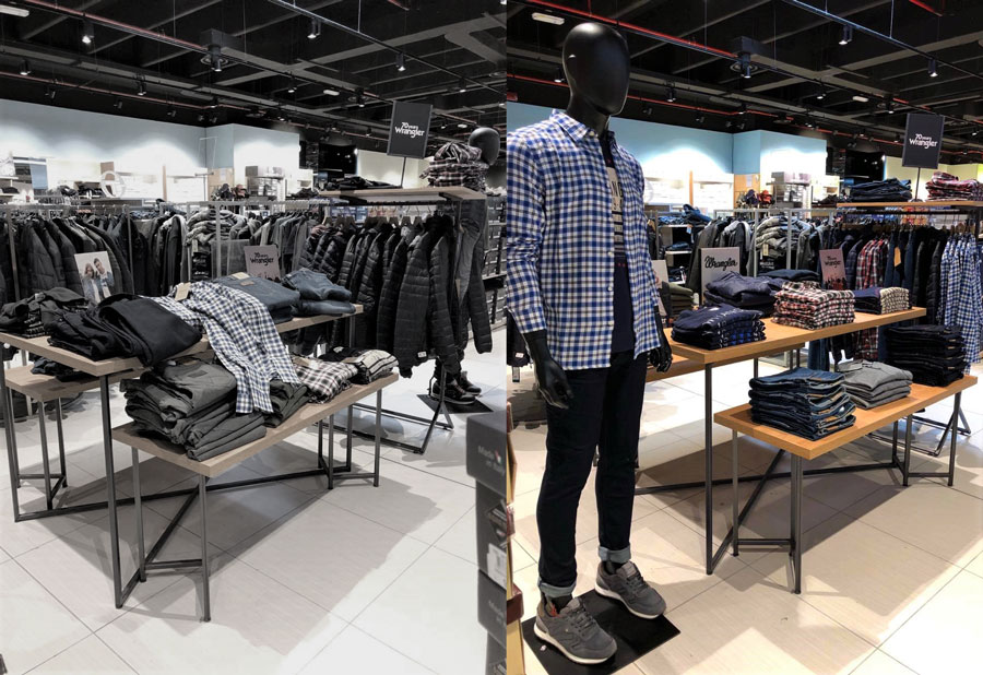 Wrangler & Yu Retail