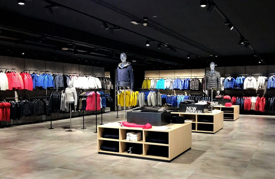 Colmar New Opening Outlet Monza | Yu Retail