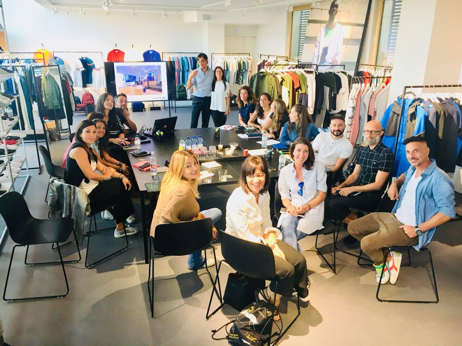 YuRetail - Staff meeting Agosto 2018