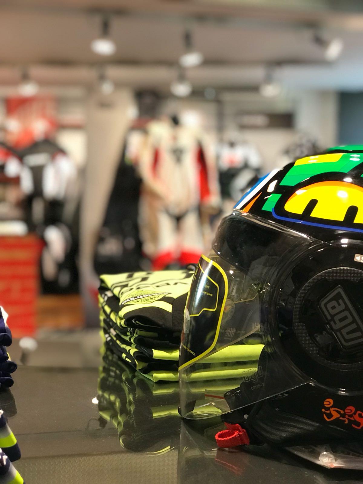 Dainese - Yu Retail