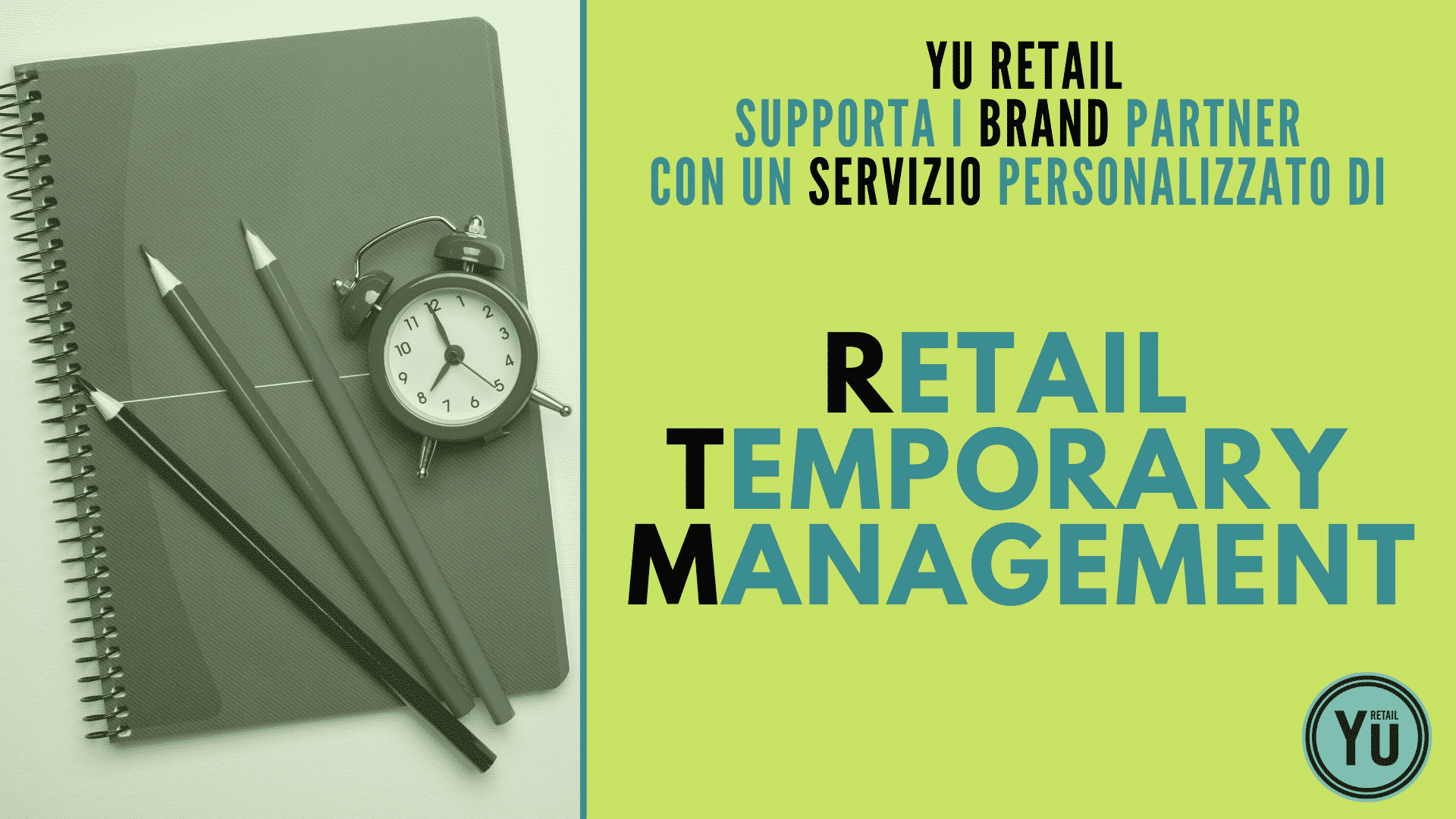Yu Retail Your Temporary Manager